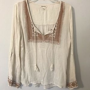 Billabong long sleeve hobo shirt
